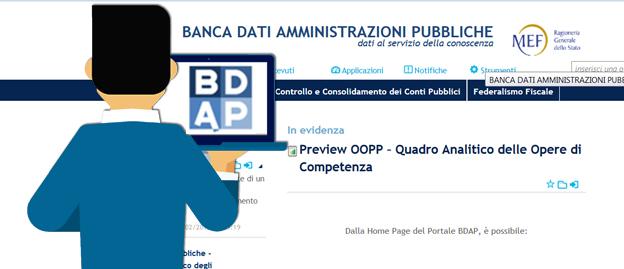 Il monitoraggio delle opere pubbliche tramite applicativo MOP-BDAP – Corso pratico