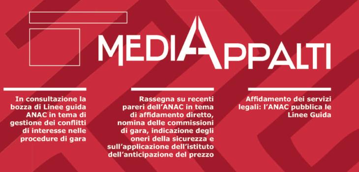 Redazione della rivista MediAppalti
